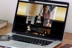 MARIE BISHARA - Website Design