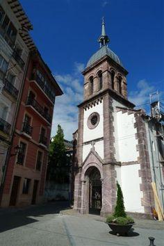 Iglesia Parroquial de San Andrés. Pola de Allande