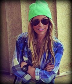 fall style with beanies