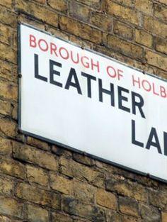Leather Lane Market - Street Food in Holborn Uk Capital, London Neighborhoods, Hatton Garden, Jewellery Quarter, British History, London City, Street Food, The Neighbourhood, Victorian
