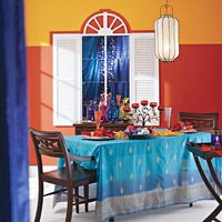 Choosing colors for rooms