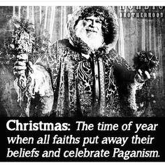 Merry Saturnalia!