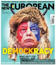 front page of tomorrow's @TheNewEuropean