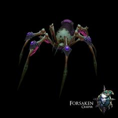 Warcraft Legion, Tabletop Games, Dungeons And Dragons, Character Inspiration, Spider, Entertainment, Fantasy, Rpg, Board Games