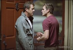 Signs (2002) Mel Gibson and Joaquin Phoenix