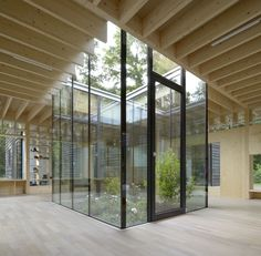 Galería de Jardín infantil Kinderkrippe / KRAUS SCHÖNBERG ARCHITEKTEN - 10                                                                                                                                                                                 Más