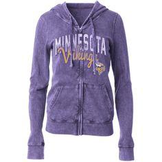 c27f1a480e0 Misses  Minnesota Vikings Mineral Wash Hoodie at Mills Fleet Farm