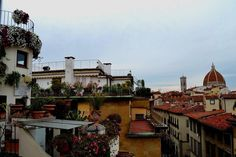#BHdestinations: a romatic view of #Florence from our Relais Santa Croce. You can't help falling in love with this city! #BaglioniHotels #RelaisSantaCroce #relaisandchateaux #Firenze #romanticview #florenceview #view #italy