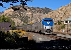 RailPictures.Net Photo: AMTK 148 Amtrak GE P42DC at Helper, Utah by James Belmont