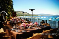 West Shore Cafe and Inn, Lake Tahoe Wedding Venue