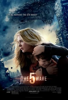 #The5thWave starring Chloë Grace Moretz | In theaters January 15, 2016 #SurviveThe5thWave