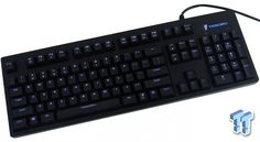 Tesoro Excalibur Illuminated Mechanical Gaming Keyboard Review