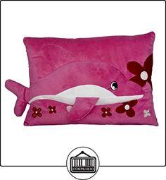 Wild Planet pillown, diseño de delfín de peluche (rosa)  ✿ Regalos para recién nacidos - Bebes ✿ ▬► Ver oferta: http://comprar.io/goto/B00UNO4E7S