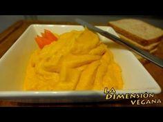 Mayonesa de zanahoria - La Dimensión Vegana