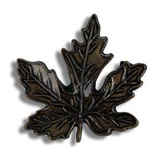 Atlas Homewares 151-B Maple Leaf Knob | ATG Stores