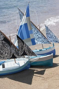 I want to go sail those boats!