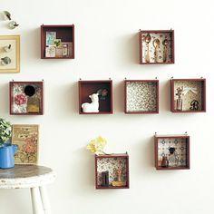 cute wee shelves...: Kraso ~ via how to make a baby elephant float