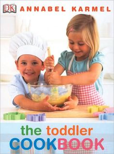 Perfect kitchen primer for little chefs. Easy recipes for a wide variety of dishes, from lettuce wraps to crunchy chicken dippers, allow lots of opportunities for toddlers to lend Mom or Dad a hand as they whip up lots of new flavors-and lots of fun.