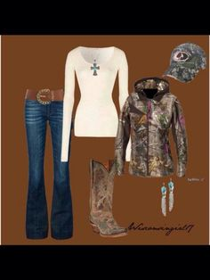 Totally me! Love the coat sweater thing, hat, boots jeans