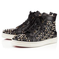 Louboutin femme spikes