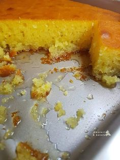 Greek Desserts, Greek Recipes, Appetisers, Cornbread, Cake Recipes, Lemon, Favorite Recipes, Sweets, Cooking
