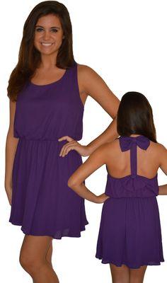 LSU Gameday Dresses - www.TailgateQueen.com - #LSUstyle