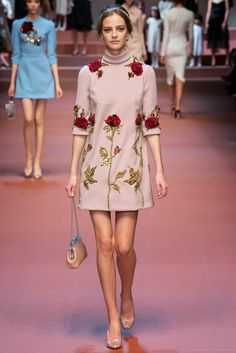 Dolce and Gabbana Collections Fall Winter 2015-16