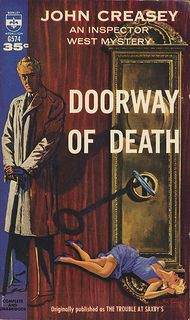Doorway of Death by John Creasey