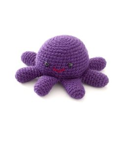 Instead of a heart how about an octopus this to show how many hugs and love you can give.