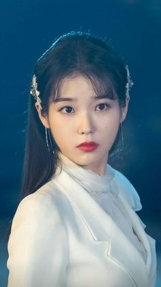 Kpop Girl Groups, Kpop Girls, Korean Beauty, Asian Beauty, Iu Moon Lovers, Korean Girl, Asian Girl, Iu Hair, Idol 3