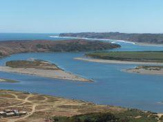 La Boca de Rapel.