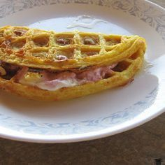 South Beach Phase 1 Flour Free Waffles Recipe - Key Ingredient