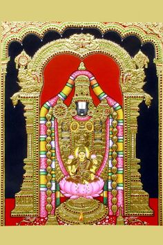 Tanjore Paintings-Lakshmi Balaji | Stylezit