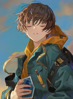 Cool Anime Guys, Cute Anime Boy, Anime W, Japon Illustration, Estilo Anime, Boy Art, Art Reference Poses, Character Drawing, 2d Character