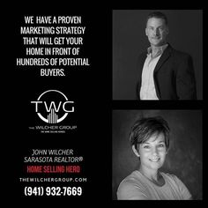 Finding the best real estate agent in Sarasota for your needs can be tough: You want to ensure that he or she is familiar with the area and the type of home you're interested in. That is why The Wilcher Group should be at your top choices! Just tell us what you're looking for and we'll find the person best suited to help you! . . #JohnWilcher #TheWilcherGroup #Sarasota #SarasotaFL #Realtor #RealEstate #MillionDollarListing #SarasotaRealtor #SarasotaRealEstate #FineProperties #RealtorLife…