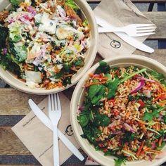 Adelgaza con estas ensaladas saludables. #Ensaladas #EnsaladasSaludables #Recetas #RecetasParaBajarDePeso #BajarDePeso