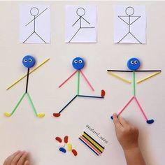 Subitizing to Ten Math Center Preschool Learning Activities, Infant Activities, Educational Activities, Preschool Activities, Childhood Education, Kids Education, Art Lessons, Barn, Subitizing