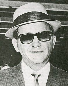 Sam Giancana Sicilian American Mobster Mafia Boss Mafioso Little Italy Photo Real Gangster, Mafia Gangster, Italian Mobsters, Famous Outlaws, Mafia Crime, Chicago Outfit, Mafia Families, Al Capone, Poster Pictures