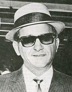 American Mafia 2 | Sam Giancana Sicilian American Mobster Mafia Boss Mafioso Little Italy ...
