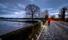 Storm Christoph: five severe flood warnings remain in place in UK | UK weather | The Guardian Flood Damage, Flood Risk, South Manchester, Environment Agency, Flood Warning, Uk Weather, Weather Warnings, Two Rivers, Water Damage