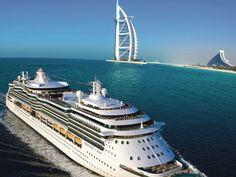 Busca novas opções de roteiros para o seu #cruzeiro? Já pensou em Dubai, Abu Dhabi... Emirados Árabes?? Chegou a oportunidade que você estava aguardando.  Adquira tudo antes da sua viagem para aproveitar o cambio congelado, tal como: Seguro, Pacote Viagem e excursões.  Assim você não sofrerá com alterações de cambio abordo nem impostos!| PicadoTur - Consultoria em Viagens | Agencia de viagem | picadotur@gmail.com | (13) 98153-4577 | Temos whatsapp, facebook, skype, twiter.. e mais! Siga nos|