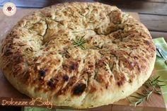 pan focaccia Bagel, Pizza, Vegan, Breakfast, Nachos, Food, Journal Ideas, Breads, Bullet Journal