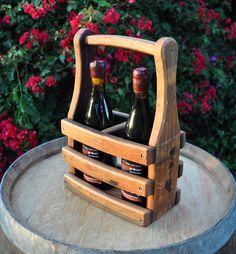 Wine Barrel Project Carrier