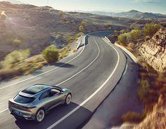 Jaguar i-Pace Concept Car Jaguar, Adobe Photoshop, Concept Cars, Campaign, Country Roads, Gallery, Image, Cheetah