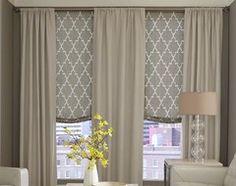 Bay window coverings balloon need ideas on bay window treatments