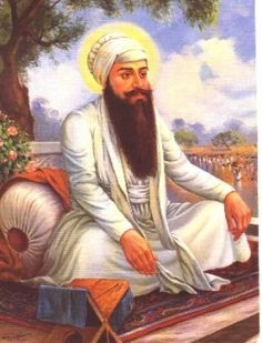"Guru Ram Das ""One who calls himself a Sikh of the True Guru shall get up early morning and meditate on the Lord's Name. Make effort regularly to cleanse, bathe & dip in the ambrosial pool. Upon Guru's instructions, chant Har, Har singing which, all misdeeds, sins and pains shall go away."""