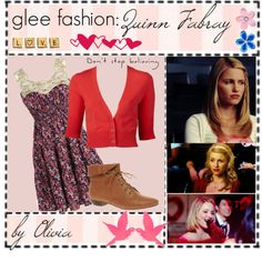 Quinn fabray outfit:) #glee