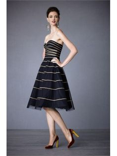 Tulle Sweetheart Knee-Length Special Occasions Dress