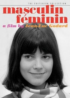Chantal Goya in Godard's Masculin Feminin