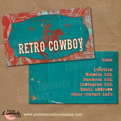 Cowboy western country pattern tooled leather business card rustic cowboy western country pattern tooled leather business card rustic business card templates pinterest tooled leather business cards and card templates colourmoves